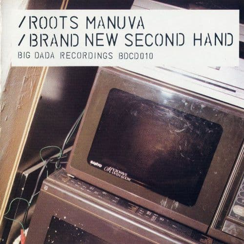 Roots Manuva<br>Brand New Second Hand<br>CD